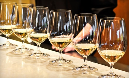 Wine-Tasting Event for Two (a $20 value) - Pulchella Winery in Newhall