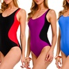 Women's Silhouette Colorblock One-Piece Swimsuit