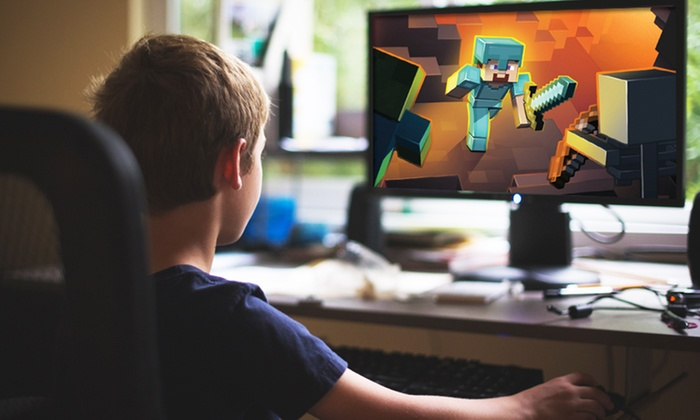 "Udemy: Online ""Minecraft"" Video and eBook Bundle with Optional Modding Add-On from Udemy (Up to 77% Off)"