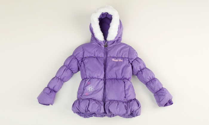 Skechers Little Girls (size 4-6x) Puffer Jackets: Skechers Girls' Puffer Jackets. Multiple Colors Available. Free Shipping and Returns.