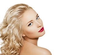 Natural Colour Works: Natural Full Colour, Half or Full Head Highlights at Natural Colour Works (Up to 70% Off)