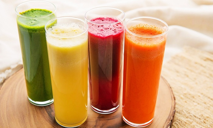 Juice Central - Multiple Locations: $15 for $25 Worth of Juice Bar Drinks — Juice Central