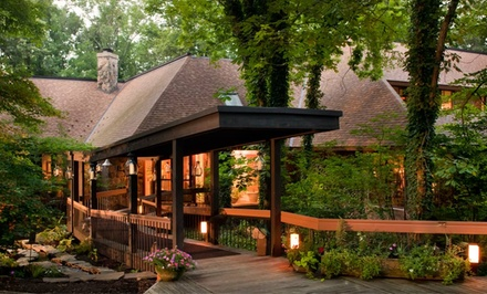 Stay with Dining Credit at The Inn at Honey Run in Millersburg, OH. Dates into June.