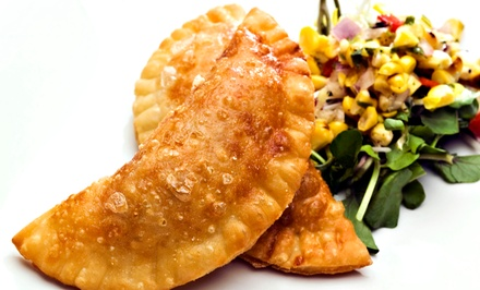 Empanadas and Churros or Breakfast Items at J & J Luncheonette Co. (Up to 52% Off). Four Options Available.