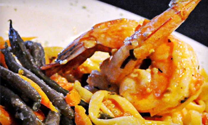 Papapolloni Bistro - Oakdale: Mediterranean Food for Lunch or Dinner at Papapolloni Bistro (Half Off)