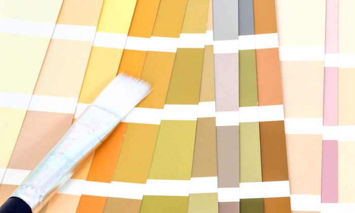 PAINT229 - Edmonton: Interior Wall Painting for One or Two Rooms from Paint229 (Up to 62% Off)