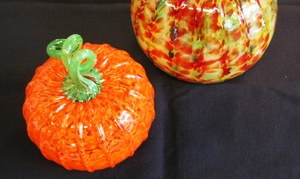 Circle 6 Studios: Fall Fun with Glass Blowing Class for One, Two, or Four at Circle 6 Studios (Up to 57% Off)