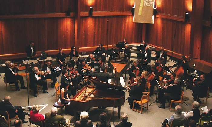 "Oakville Chamber Orchestra presents ""From The Rhineland: Schumann and Mozart"" - Multiple Locations: Oakville Chamber Orchestra Presents ""From The Rhineland: Schumann and Mozart"" on February 21 or 22 (Up to 42% Off)"