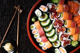 25% Cash Back at Piranha Killer Sushi Austin