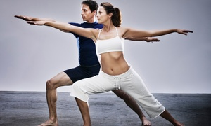 Juluka Yoga Studio: 10 or 20 Yoga Classes at Juluka Yoga Studio (Up to83%Off)