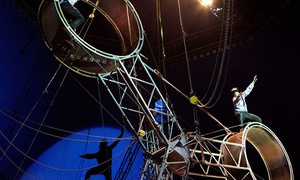 Big Kid Circus: Big Kid Circus: Tickets for One or Four at Two Locations,19 - 28 February (Up to 47% Off)