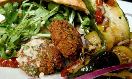 Lebanese Food at Ozzy's Kabob (Up to 40% Off). Three Options Available.