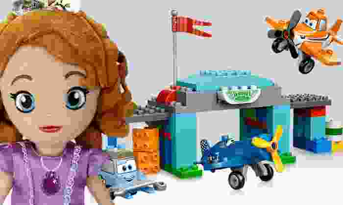 Smart Toys - Multiple Locations: Kids' Toys and Games at Smart Toys (Up to 50% Off). Three Options Available.