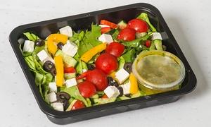 Catering SAAS: Catering dietetyczny: 5-dniowa dieta niskokaloryczna za 179 zł i więcej opcji w Catering SAAS