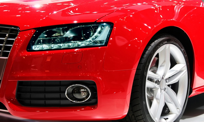 Gleaming Auto Detail - Victoria: $89 for $198 Toward Mini Auto Detailing at Gleaming Auto Detail