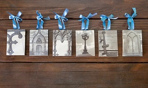 Frame the Alphabet: Custom Letter Boards from Frame the Alphabet (Up to 56% Off)