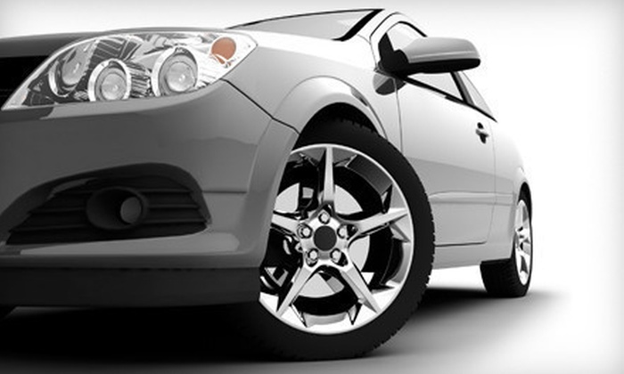 Elite Auto Detailing - Castleton: Interior or Exterior Detail or Both for a Car or Oversize Vehicle at Elite Auto Detailing (Up to 54% Off)
