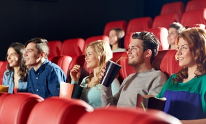 Epic Cinemas: Movie Ticket for Two for R70 with Epic Cinemas (22% Off)