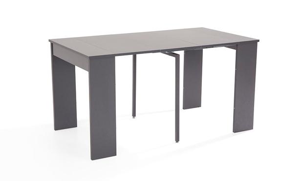console extensible coloris et dimensions au choix groupon shopping. Black Bedroom Furniture Sets. Home Design Ideas