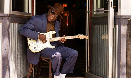 Buddy Guy at Meadow Brook Music Festival on August 6 at 8 p.m. (Up to 51% Off)