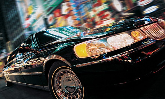 Intrigue Limousine - Sacramento: Five-Hour Bentley, Standard, or Town Car Limo Service from Intrigue Limousine (Up to 54% Off). Four Options Available.