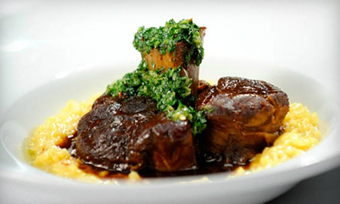 Davide Restaurant - North End: $20 for $40 Worth of Northern Italian Cuisine at Davide Restaurant