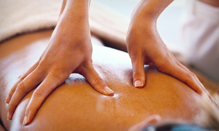 Heal N U Therapeutic Day Spa - Northwest Meridian: Detox Massage Package or Deep-Tissue Massage at Heal N U Therapeutic Day Spa in Meridian (Up to 58% Off)