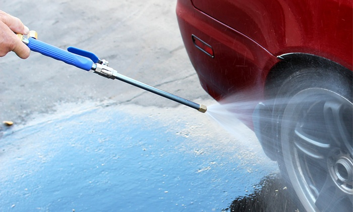 Power Washer Hose Attachment Groupon Goods
