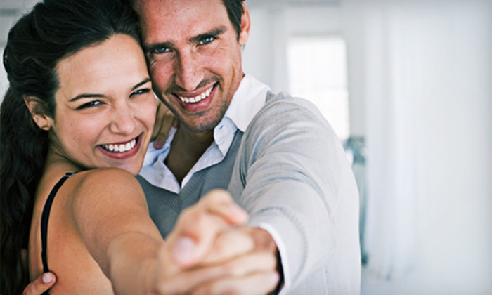 Studio One RI - Lincoln: Intro to Ballroom Package for a Couple or Wedding-Dance Lesson Package for a Couple at Studio One RI (71% Off)