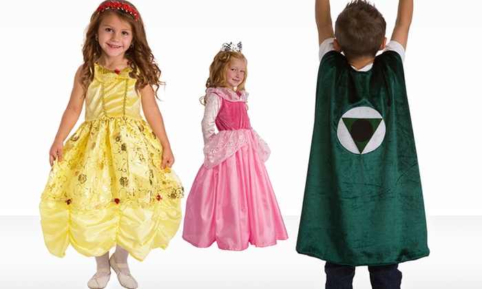 Little Adventures Superhero Capes and Fairy-Tale Costumes: Little Adventures Superhero Capes and Fairy-Tale Costumes. Multiple Styles Available from $12.99–$21.99. Free Returns.