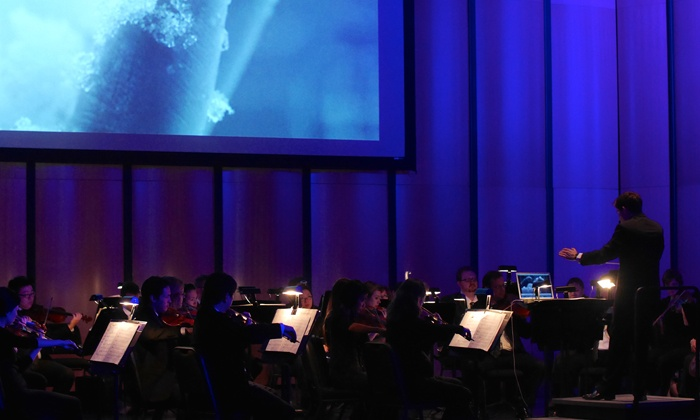 """Sight of Sound - Dallas City Performance Hall: Dallas Chamber Symphony Presents """"Sight of Sound"""" at Dallas City Performance Hall on April 28 (Up to 50% Off)"""