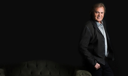Engelbert Humperdinck at Hershey Theatre on March 17 at 7:30 p.m. (Up to 38% Off)