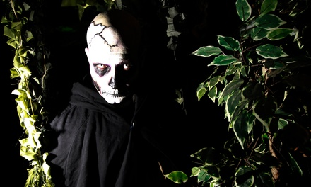 Admission for Two or Four on Friday, June 13 at Cutting Edge Haunted House (Up to 35% Off)