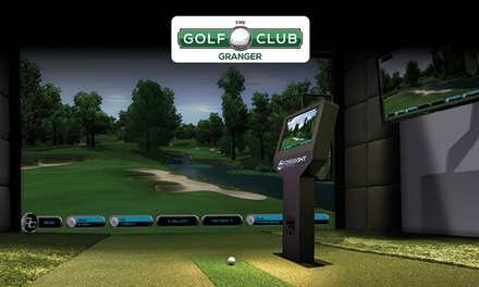 Up to 60% Off Golf Package at The Golf Club of Granger