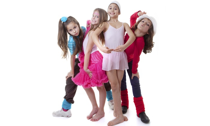 Sweet and Sassy - Lake Magdalene: $19 for One Month of Beginner or Advanced Kids' Dance Classes at Sweet and Sassy ($40 Value)