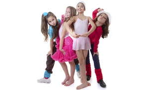 Salsa With Silvia: 10 Dance Classes from Salsa With Silvia 4 Kids (25% Off)