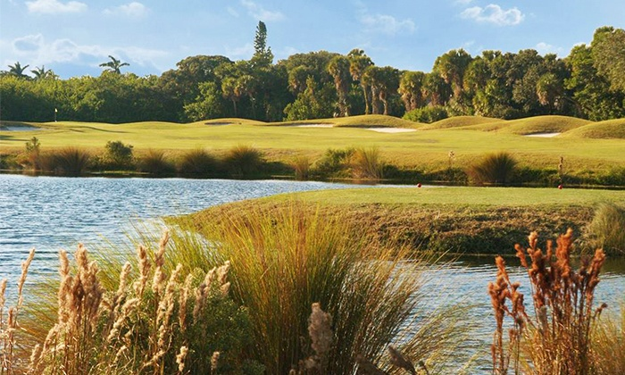 Aquarina Country Club - Melbourne Shores-Floridana Beach: Round of Golf for Two or Four with Cart at Aquarina Country Club (45% Off)