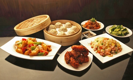 Chinese Dinner Cuisine at JDS Shanghai Famous Food (Up to 47% Off). Two Options Available.