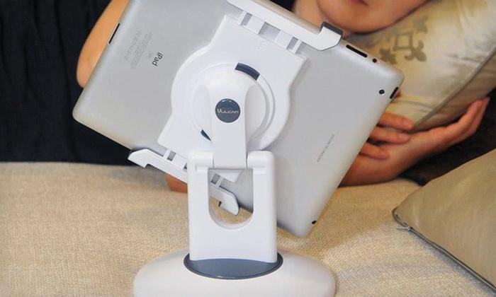 Vulcan Tablet GyroStation: $39 for a Vulcan Tablet GyroStation and Portable GyroStand in White ($69.99 List Price)