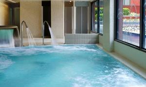 Hotel Barcelona Golf 4*: Spa con opción a masaje y menú para 2 con entrante, principal, postre y bebida desde 14,90 € en Hotel Barcelona Golf 4*