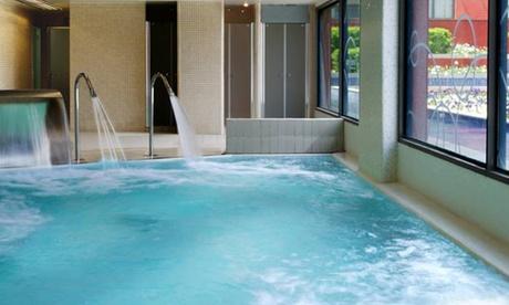 Spa con opción a masaje y menú para 2 con entrante, principal, postre y bebida desde 14,90 € en Hotel Barcelona Golf 4*