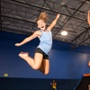 48% Off Two 60-Minute Trampoline Jump Sessions at Cosmic Jump