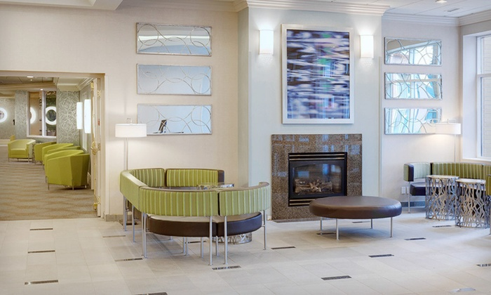 Radisson Hotel Suites Fallsview Niagara Falls 111 For One Night Sunday Friday