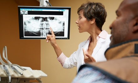 $25 for Dental Exam and X-ray at University Place Smiles ($195 Value)