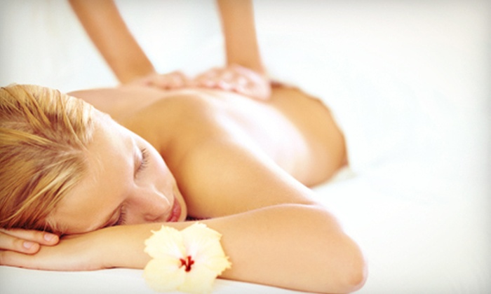 Tiano Salon Spa - Northeast Coconut Grove: Half-Day Spa Package with Haircut and Facial, Mani-Pedi, or One-Hour Swedish Massage at Tiano Salon Spa (Up to 57% Off)