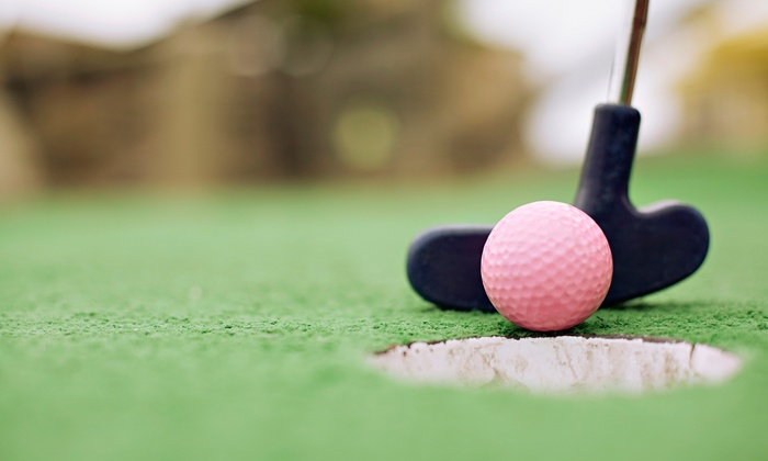 Tee-rrific Golf Center - Branchburg: Mini Golf for Two, Four, or Six at Tee-rrific Golf Center (Up to 53% Off)