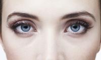Eye Package: Lash and Brow Tint, Shape at Tan Box