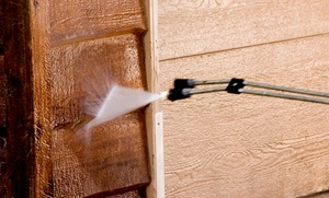 Under Pressure SC: $99 for Pressure Washing for a 1-or-2 Story Home Up to 1,800 SqFt from Under Pressure SC ($199 Value)