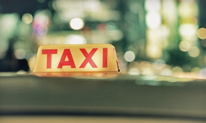 Eugene Hybrid Taxi Cabs - Eugene: Taxi Fare from Eugene Hybrid Taxi Cabs (Half Off). Two Options Available.