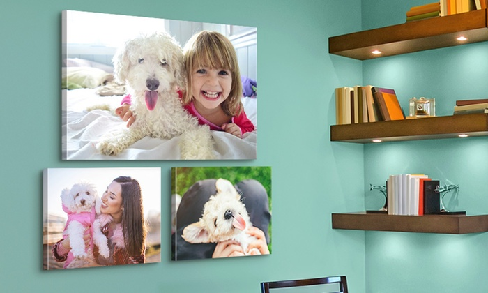 Custom Premium Canvases from Canvas on Demand (Up to 89% Off). Five Options Available